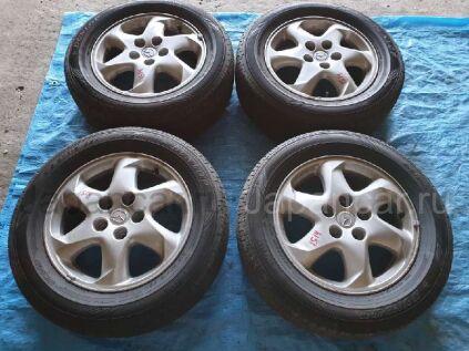 Летниe шины Dunlop Enasave ec202 215/60 16 дюймов б/у в Барнауле