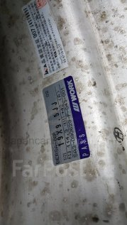 Летниe колеса Yokohama 235/35 19 дюймов Work ширина 9 дюймов вылет 42 мм. б/у во Владивостоке