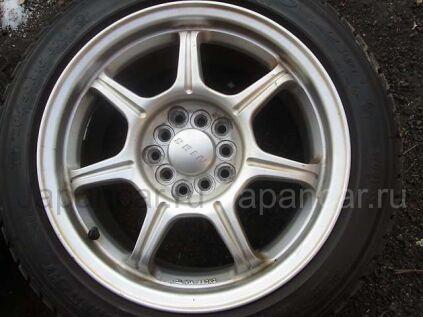 Всесезонные колеса Toyo Observe garit ht 205/50 16 дюймов Sein ширина 7 дюймов вылет 50 мм. б/у во Владивостоке