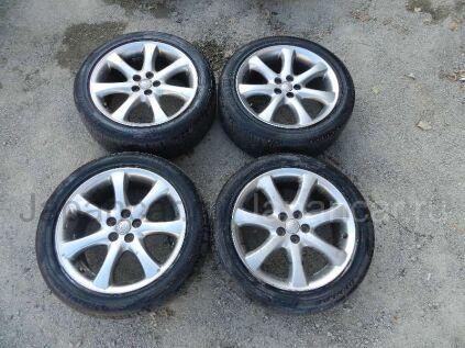 Летниe колеса Dunlop Enasave ec203 215/50 17 дюймов Toyota б/у в Благовещенске