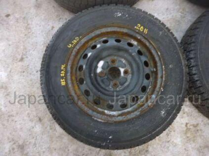 Всесезонные шины Toyo 185/70 14 дюймов б/у в Уссурийске