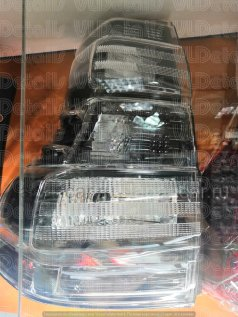 Стоп-сигнал на Toyota Land Cruiser Prado во Владивостоке