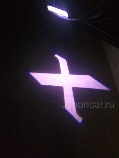 Логотипы на Toyota Mark X во Владивостоке