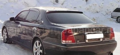 Спойлер на Toyota Crown Majesta во Владивостоке