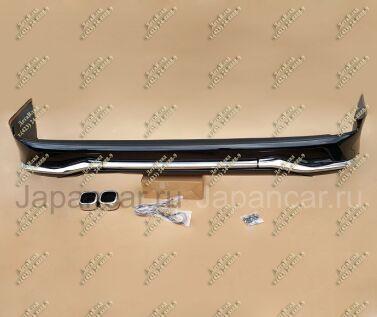 Задняя губа на Lexus LX570 во Владивостоке