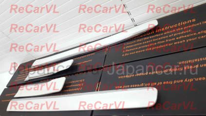Накладки на двери на Toyota Land Cruiser Prado во Владивостоке