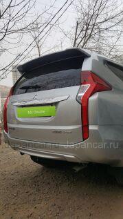 Накладки кузова на Mitsubishi Pajero Sport во Владивостоке