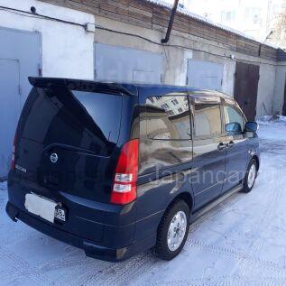Ветровик дверной на Nissan Serena во Владивостоке
