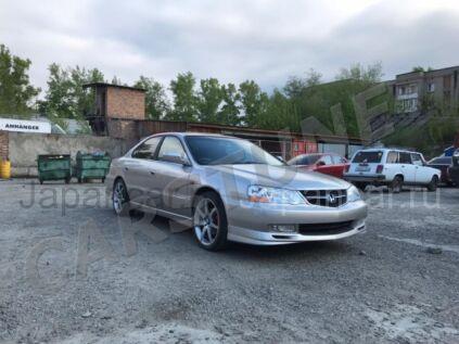 Комплект аэрообвесов на Honda Inspire во Владивостоке
