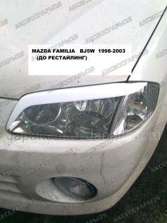 Реснички на Mazda Familia S-Wagon во Владивостоке