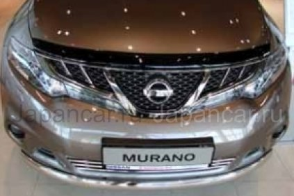 Дефлектор капота на Nissan Murano во Владивостоке