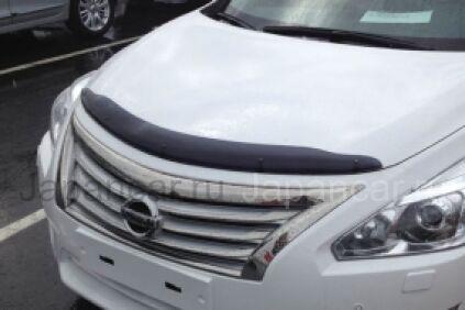Дефлектор капота на Nissan Teana во Владивостоке