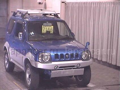 Стоп-сигнал на Suzuki Jimny во Владивостоке