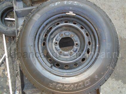 Летниe колеса Dunlop Sp 175n 195/80 15 дюймов Япония новые в Артеме