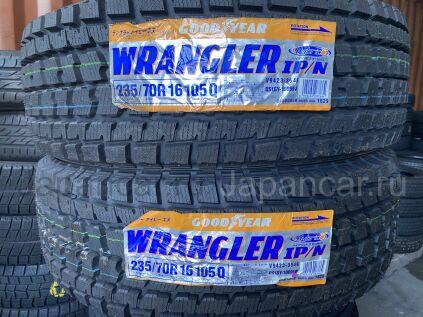 Зимние шины Япония Goodyear wrangler ip/n 235/70 16 дюймов новые во Владивостоке