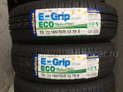 Летниe шины Япония 2019год Goodyear efficent-grip eco eg01 165/70 13 дюймов новые во Владивостоке