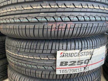 Летниe шины Япония Bridgestone b250 165/70 13 дюймов новые во Владивостоке