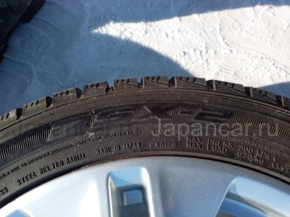 Зимние шины Dunlop Dsx-2 235/45 17 дюймов б/у в Челябинске