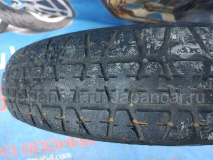 Всесезонные колеса Dunlop 135/90 15 дюймов Honda б/у в Новосибирске