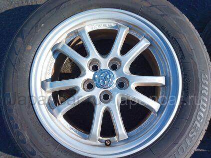 Диски 15 дюймов Toyota ширина 6.5 дюймов вылет 40 мм. б/у в Челябинске