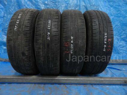Летниe шины Dunlop Enasave ec203 175/65 15 дюймов б/у в Барнауле