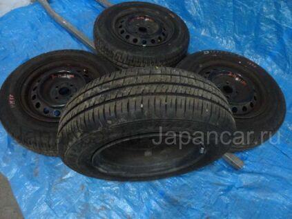 Летниe колеса Dunlop Enasave ec204 185/70 14 дюймов Toyota б/у в Барнауле