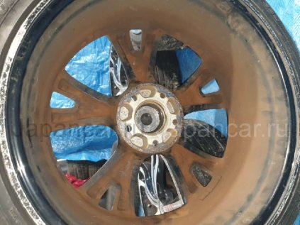 Летниe колеса Dunlop Sp sport lm704 215/40 18 дюймов Lehrmeister вылет 5 мм. б/у в Барнауле