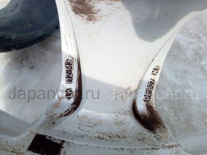 Диски 17 дюймов Rial germany ширина 8 дюймов вылет 48 мм. б/у в Челябинске