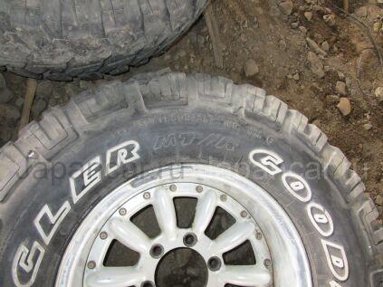 Грязевые колеса Америка Goodyear wrangler mt/r 32X11.5 15 дюймов Япония б/у в Находке
