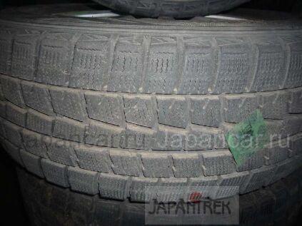 Всесезонные шины Dunlop Winter maxx 215/60 16 дюймов б/у в Новосибирске