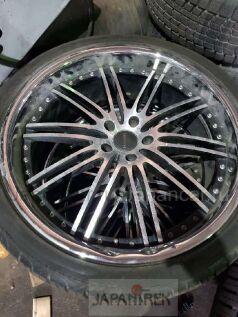 Всесезонные колеса Maxtrek Fortis t5 265/35 22 дюйма Vertini б/у в Новосибирске