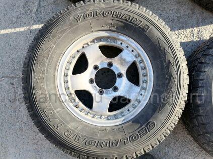 Зимние колеса Япония Bridgestone 265/70 16 дюймов Япония вылет 25 мм. б/у во Владивостоке