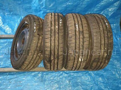 Летниe шины Dunlop Enasave ec203 175/60 14 дюймов б/у в Барнауле