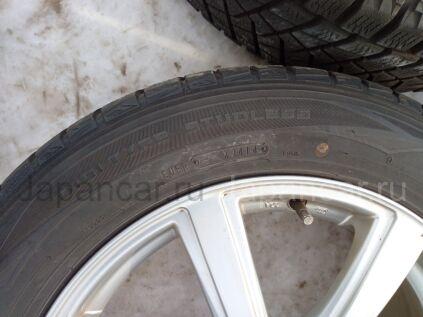 Зимние шины Dunlop Wintermaxx wm01 215/60 17 дюймов б/у в Челябинске