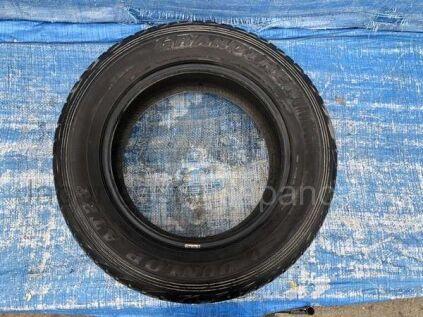 Всесезонные шины Dunlop at22 Grandtrek 265/60 18 дюймов б/у во Владивостоке