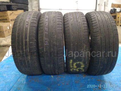 Летниe колеса Dunlop Grandtrek pt3 215/60 17 дюймов Honda вылет 5 мм. б/у в Барнауле