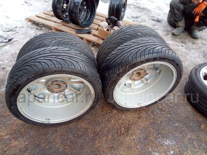 Летниe шины Nankang Ultrasport ns-2 225/40 18 дюймов б/у в Челябинске