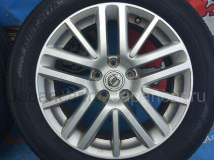 Диски 17 дюймов Nissan б/у в Новосибирске