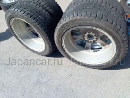 Зимние шины Bridgestone Blizzak revo 1 215/50 17 дюймов б/у в Челябинске