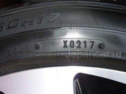 Летниe колеса Honda 225/50 17 дюймов Japan ширина 7.5 дюймов вылет 55 мм. б/у во Владивостоке