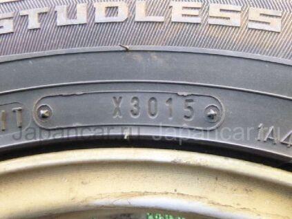 Зимние шины Dunlop Winter maxx sj8 205/70 15 дюймов б/у во Владивостоке