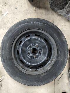 Летниe колеса Toyo Teo plus 185/70 14 дюймов Штамповка б/у во Владивостоке