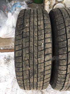 Зимние шины Goodyear Ice navi nh 215/60 16 дюймов б/у в Хабаровске