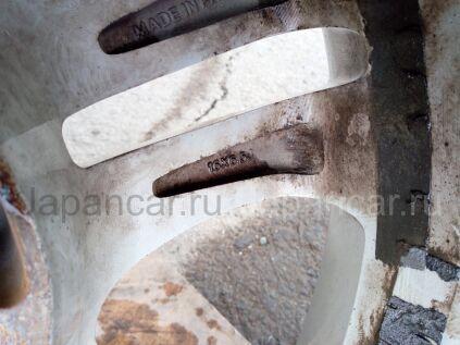 Диски 16 дюймов Ssang yong action ширина 6.5 дюймов вылет 39.5 мм. б/у в Челябинске