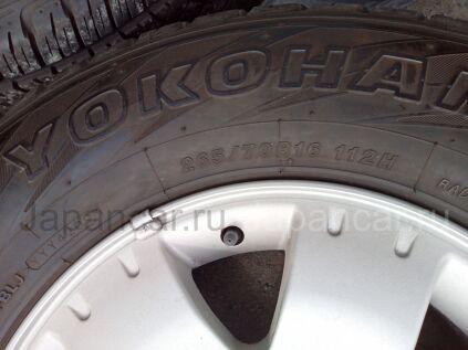 Летниe шины Yokohama Geolandar h/t-s 265/70 16 дюймов б/у в Челябинске