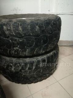 Грязевые колеса Kumho 305/70 16 дюймов Toyota ширина 8 дюймов вылет 60 мм. б/у в Новосибирске