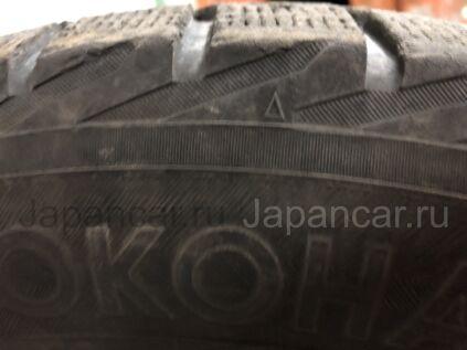Зимние шины Yokohama 215/60 16 дюймов б/у во Владивостоке