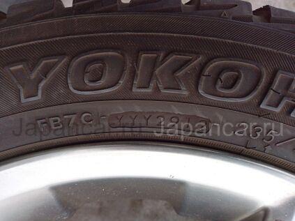 Зимние шины Yokohama Geolandar it-s g073 235/55 18 дюймов б/у в Челябинске