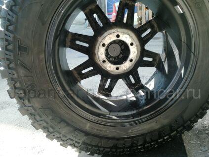 Всесезонные колеса Япония Bridgestone 35X12.5 20 дюймов б/у во Владивостоке