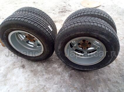 Зимние шины Zeetex 205/70 15 дюймов б/у в Челябинске